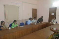 APTI Golden Jubilee Convention Meeting at Pushpagiri College of Pharmacy on 20th July,2016