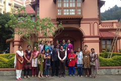 Training Programme for Pharm D students at JSS College of Phatmacy, JSS University, Ooty