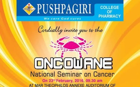 """ONCOWANE"" – A National Seminar on Cancer"