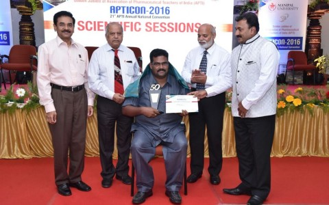 Best Eminent Teachers in Pharmaceutical Profession 2016
